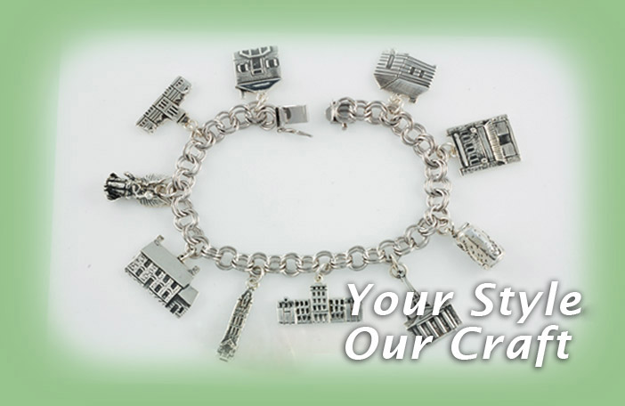 Ten of our most requested hometown charms